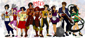 Ranma en latino by Murder-at-the-diner