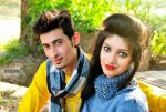 Colors of Winter - World fame clicks - Jia Qureshi by TheGlobalVariety