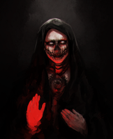 Ghoul by omurizer