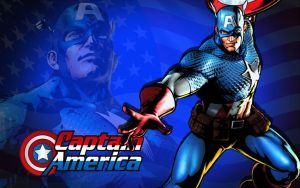 Captain America - Marvel vs Capcom 2 by Superman8193