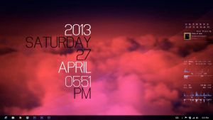My Desktop 27 April by rashadisrazzi