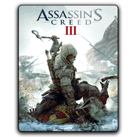 Assassin's Creed 3 Icon2 by dylonji