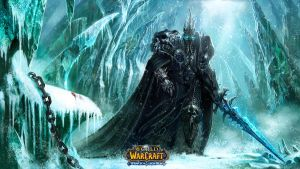 Lich King by TouRniqueT86