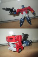 TF Classics - Optimus Prime (Multi-Pack) by KrytenMarkGen-0