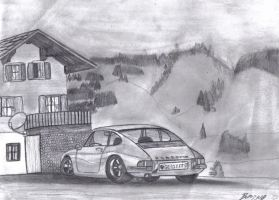 Swiss Chalet finished by Mister-Lou