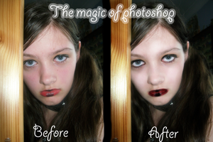 The Magic Of Photoshop by Luciferspet