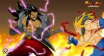 DAJJAL VS RIGOR  DUEL OF LEGENDS complete by ERIC-ARTS-inc