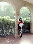Sailor Pluto by WhiteNightVII