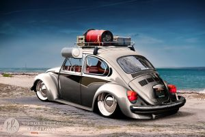 VW Beetle by TKtuning
