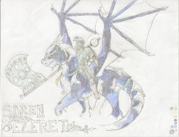 Saren and Ezeret II by shadowshot9