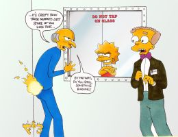 Monty Burns... by Gulliver63