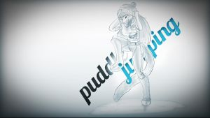 Puddle Jumping: Wallpaper - 1920x1080 by Denizen-v1