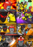 Grimlock Vs Technology by botmaster2005