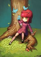 LOL - annie by chrier