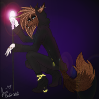 Disco Stick by BeulahWolf