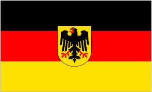 Flag Germany by Cristian-M