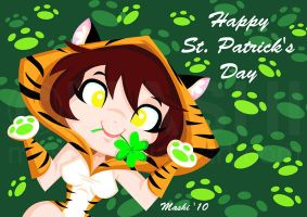 Happy St. Patrick's Day 2010 by mashi
