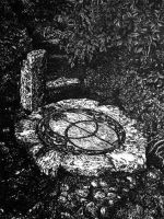The well at the worlds end by Less-than-zero