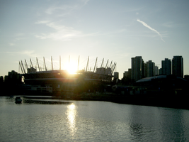 s2011 - BC Place Stadium by carlfoxmarten