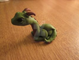 Little Marsh Dragon - Sold by tessasglory