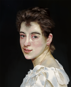 Yet Another Bouguereau Study by doczal