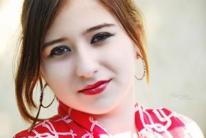 Red soul by marialivia16
