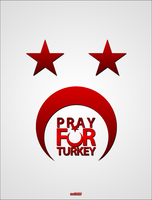 Pray for Turkey by AYDeezy