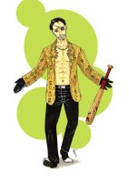 Breaking the Rules -Majima Goro- by DontTrust