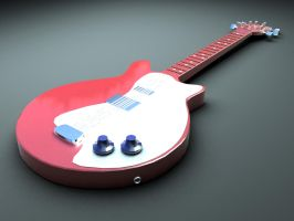 Electric Guitar by spybg