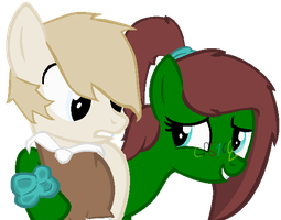 Collab try: Hey there, Nat. by LPS100