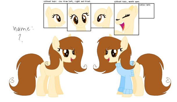Mlp Adoptable (BID ONLY) closed by cutepuppygirl10