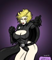 Evil PowerGirl by Slayfire Col by hotrod5
