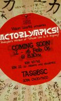 ACTORLYMPICS Japan by ismyzeal