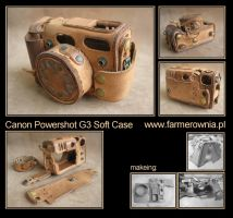 Canon Powershot G3 - softcase by farmerownia