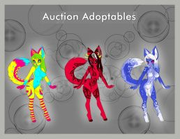 Cheap Auction Adoptables!!!! by alecampus