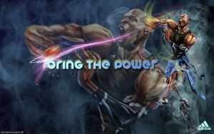 Bring the power by A-BB