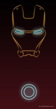 IronMan by WhiteRave