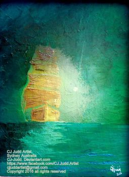 Ships of the Sea seriesUntitled CJ Judd Artist2016 by CJ-Judd