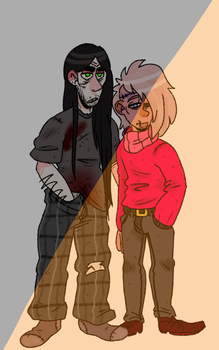 Whos Fashion is Better in your Opinion by GR0SSZ0MBIE
