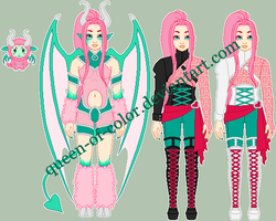 a: sira16inu Custom Everie by Queen-of-Color