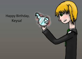 Happy Birthday, Keysa! by Anime-Greek
