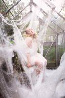 spider web lady by BEINTAbeinta