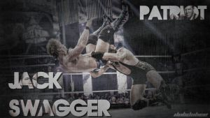 Jack Swagger - Patriot by cmpunkster
