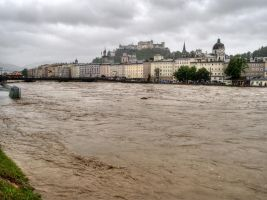 River Salzach 2nd by Burtn