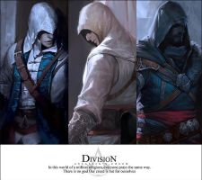 Assassin's Creed by vegetto69