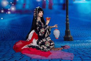 xxxHolic: Yuko by elara-dark