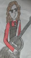 Ray Toro by bamf11