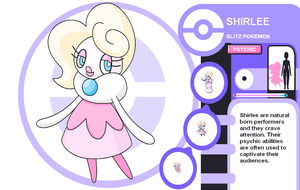 Shirlee by Cerulebell
