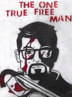 The one true Free Man by TheDovahBrine