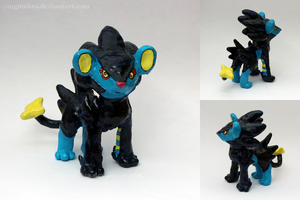 PKMN: Luxray by yingmakes